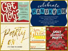 Giveaway! 10 FREE Tiny Prints Holiday Cards or Party Invitations - enter to win!