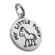 Miraculex Anhänger, mit Pony schwarz, Silber 925 Miraculex http://www.amazon.de/dp/B018JBJXIQ/?m=AMWB9IWQTFGZU