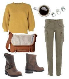 """break"" by gecegoker on Polyvore featuring moda, Polo Ralph Lauren, 3.1 Phillip Lim, Frye, Timbuk2, Winter ve outfit"