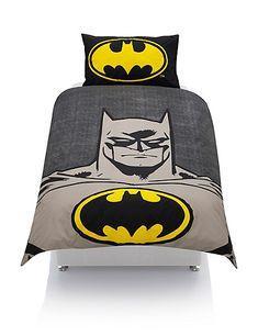 Batman bedding i need this