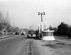 Estación de Servicio Shell en Calle República 1941