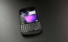 Blackberry Q10 disponible con AT ~ SpanglishReview