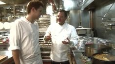 At the Chef's Table: Charlie Trotter Part 3