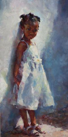 Party Dress by Michael Maczuga.