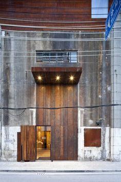Hotel Waterhouse by Neri & Hu. 01