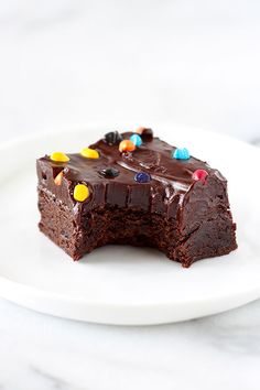 Fudgy brownies!