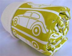 vw bug blanket