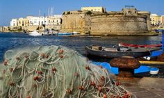 Puglia. An article from The Guardian detailing places to visit and eat. I am now salivating over the mention of octopus salad . . .