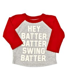 Cute Baseball Jersey for Baby.