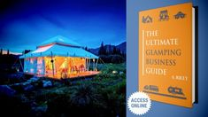 This guide will help you get your glamping business off the ground quickly without breaking a sweat! Get access to ready-made business plan templates, strategies, research, pricing plans and much, much more, to help launch your new glamping business and skyrocket its success, so you can jump ahead of the competition.