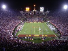 USC Coliseum- Home of Southern Cal football