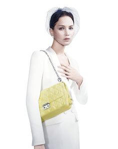 If Its Hip, Its Here: Despite Duo Dior Dress Debacles, Jennifer Lawrence Is Picture Perfect In New Miss Dior Campaign.