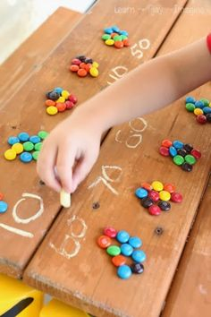 Math Games with Candy ~ Learn Play Imagine