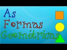 ▶ GUGUDADA - As Formas Geométricas (animação infantil) - YouTube