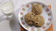 Biscuits moelleux aux brisures de chocolat (avec haricots blancs) - cuisine futée, parents pressés