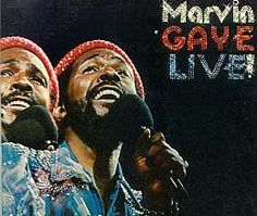 """Recorded on January 4, 1974, """"Marvin Gaye Live!"""" is the second live album issued by Marvin Gaye. TODAY in LA COLLECTION on RVJ >> http://go.rvj.pm/69r"""