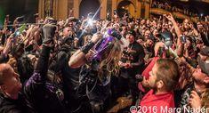 Epic Firetruck's Zakk Wylde's Black Label Society (Zakk Sabbath) - Photo by Marc Nader ~