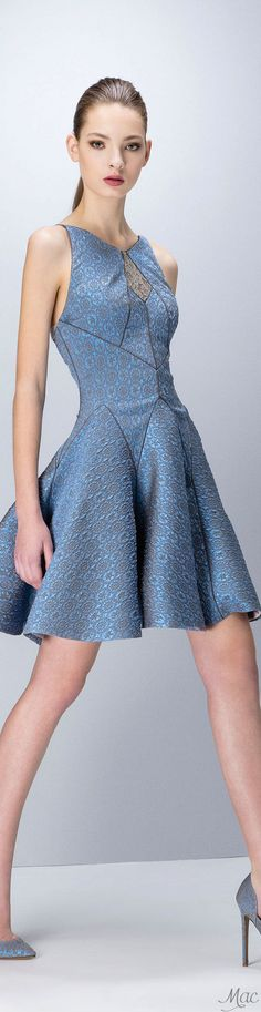 Georges Hobeika Fall-winter Ready-to-Wear Simple Dresses, Beautiful Dresses, Nice Dresses, Casual Dresses, Short Dresses, Fashion Dresses, Georges Hobeika, Fashion Moda, Womens Fashion