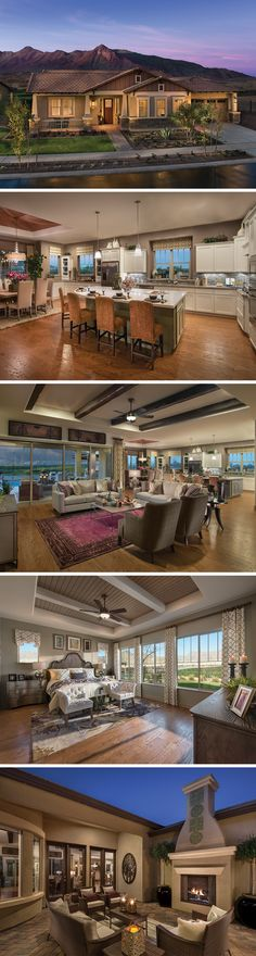 The Fruition is a luxury one-story home located in the Victory at Verrado community. This beautiful one-of-a-kind community has everything you could ask for! Golf courses, a beautiful pool, water park, greenbelts & trails, nearby shopping and entertainment, parks & playgrounds, a fitness center and more!