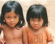 The Eyes of Children around the World