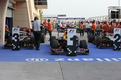 2013 Formula 1 Bahrain Grand Prix Formula 1 Bahrain, Bahrain Grand Prix, Grid