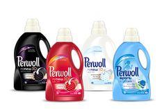 400 Produkttester für Perwoll renew 3D gesucht! Perwoll renew 3D Varianten - Color, Schwarz, Weiß und Sport activecare