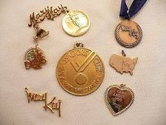 vintage mary kay pins