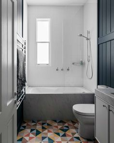 14 Modern Floor Tiles Design for Bathroom Modern Floor Tiles Design For Bathroom - Bathroom Nice And Ideas Modern Floor Tiles For White Modern Kitchen Modern Floor Tile New White Kitchen How t. Best Bathroom Flooring, Small Bathroom Tiles, Diy Bathroom, Bathroom Tile Designs, Bathroom Ideas, Bathroom Faucets, Colorful Bathroom, Loft Bathroom, Shower Bathroom