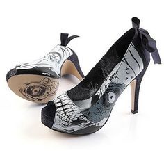 Monster shoes.. they glow in the dark XD