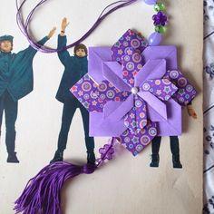 """#mandala #lilas #roxo #origami #papel #paper #dobradura #dobraduradepapel"" Photo taken by @sandra_g_carvalho on Instagram, pinned via the InstaPin iOS App! http://www.instapinapp.com (04/07/2015)"