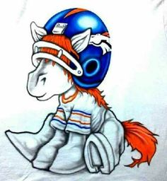 Young Bronco