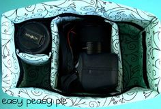 """I've been looking around lately for a pretty camera bag that was cute and functional. Unfortunately, """"cute and functional"""" on a camera ba..."""