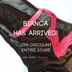 83e8155a39 Bianca Panty. HommeMystere ...