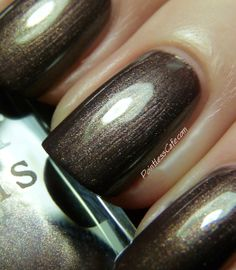 Dior 886 - New World Purple (originally Aztec Chocolate) Dior Nail Polish, Manicures, Toe Nails, Aztec, Swatch, How To Apply, Make Up, Nail Art, Paint