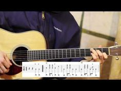 ▶ How to Play Wildwood Flower on Guitar- Carter Style- FREE TABS AND PRACTICE TRACKS! - YouTube