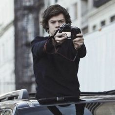 why soo serious? #harrystyles