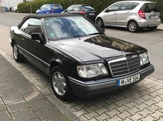 """Micha 31 Youngtimer Enthusiast (@2300ce) on Instagram: """"Cabrio #mercedes #daimler #benz #w124 #a124 #oldtimer #youngtimer #vollausstattung #mbusa #mbgram…"""""""