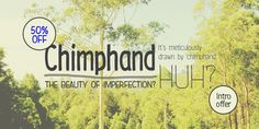 Chimphand - Webfont & Desktop font « MyFonts