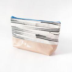 Zipper Pouch by Anna Joyce. $37