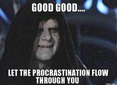 Star Wars Study Meme Emperor Senator Palpatine. hahaha