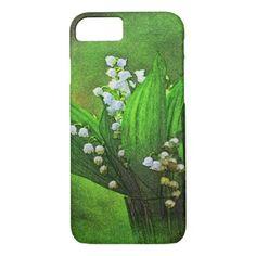 Convallaria majalis iPhone 8/7 case - spring gifts beautiful diy spring time new year