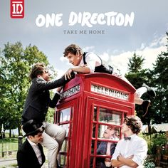 """Take Me Home"" de One Direction, ¡ya supera el millón de discos vendidos!"