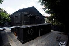 Original house before installation | casa do lado, são paulo | 20.87 architects