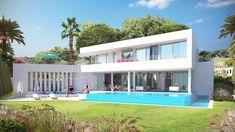 Villa zu verkaufen in Elviria, Marbella Ost, mit 3 Schlafzimmer, 3 Badezimmer, 1 Toilette, Die Immobilien wurde im Jahr ….gebaut 2017 und hat ......