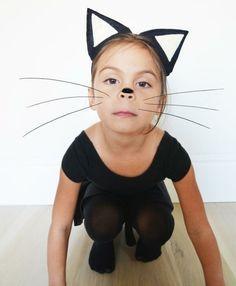 süße Mädchen Kostüme Katze Ohren Filz