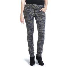 Camo Buckle Pants - Naisten housut - Rock Rebel by EMP - Tuotenumero: 288524 - alkaen 49,99 € • EMP.fi