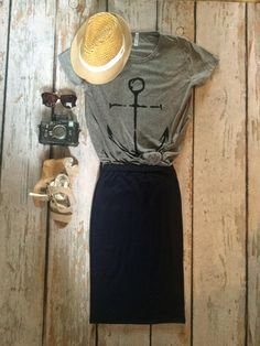 Anchor Tunic | SexyModest Boutique #smbfaves