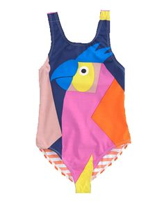 Stella McCartney Kids molly swimsuit | Little Vida