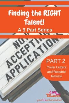 Finding the right talent - A 9 part series exploring evidence-based hiring decisions to find the right fit for every hire Resume Review, Small Business Resources, Talent Management, Self Development, Teamwork, Workplace, Exploring, Cover Letters, Challenges
