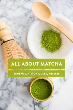 Have you heard of matcha green tea powder and wonder what it is? Learn more about the history of this Japanese superfood, the taste, its health benefits and how to incorporate it into your healthy diet. Matcha Powder Benefits, Organic Matcha Powder, Matcha Green Tea Powder, Matcha Green Tea Benefits, What Is Matcha, Healthy Cooking, Healthy Recipes, Healthy Eats, Cooking Recipes